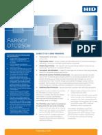 Fargo Dtc1250e Printer