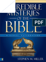 Incredible Mysteries of the Bible