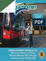 Tulsatransit.org Wp-content Uploads 2012 01 SpringTraveler20132