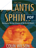 From Atlantis to the Sphynx