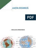 CIRCULATIA Oceanica