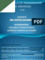 Exposicion Telematica Ftp