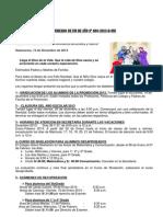 COMUNICADO DE FIN DE AÑO- 2013