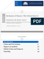 The Mechanics of Finance