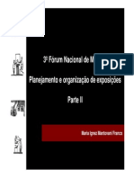 Planejamentoeorganizacaodeexposicoes2