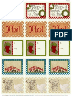 !!! Rustic Xmas WL-775-Fillable