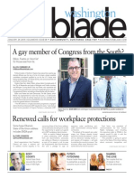 Washingtonblade.com, Volume 45, Issue 4, January 24, 2014
