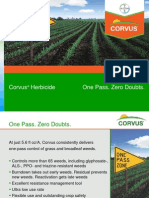 2014 Corvus® Brand Presentation