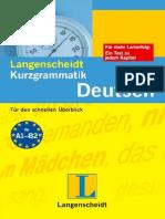 Kurz Deutsch