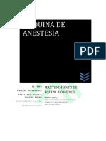 Taller Maquina Anestesia