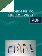 Examen Fisico Neurologico