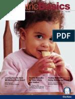 Ped Basics Feeding Gerber 110 Fall 2002