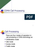 CDMA Call Processing, Handoffs