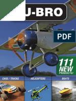 DubroHobby Catalog