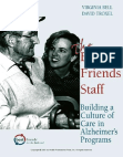 The Best Friends Staff: Building a Culture of Care in Alzheimer's Programs (Bell Staff Excerpt)