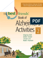 The Best Friends Book of Alzheimer's Activities, Volume Two (Excerpt)