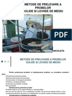 Presentation1 prelevarea probelor