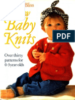 70123705 Knitting Debbie Bliss New Baby Knits
