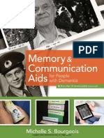 Memory and Communication Aids for People with Dementia (Bourgeois Excerpt)