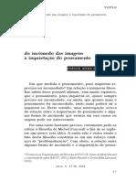 Márcio Alves da Fonseca - Do incômodo das imagens à inquietação do pensamento