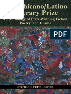 The Chicanolatino Literary Prize An Anthology Of Prize