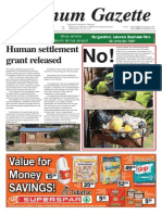Platinum Gazette 24 January 2014