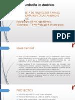 Proyectos 2014 Las Americas Ecatepec