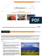 St Dominic's Kilimanjaro 2015 Proposal