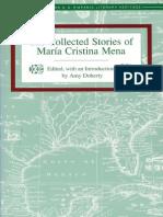 The Collected Stories of María Cristina Mena by María Cristina Mena