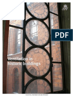 Ventilation in Historic Buildings B-2
