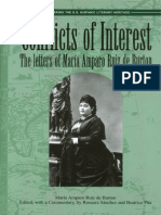 Conflicts of Interest The Letters of Maria Amparo Ruiz de Burton by Maria Amparo Ruiz de Burton