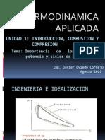 p1 Importancia de Ciclos de Potencia y Refrigeracion