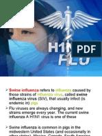 Swine Flu(H1N1) 猪流感( H1N1 病毒)