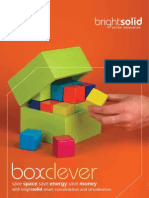 Box Clever Brochure A4