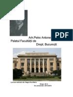 Palatul Facultatii de Drept