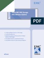 Using EMC VNX Storage With VMware vSphere