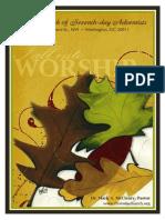 FCSDA  Weekly Bulletin (Fall Edition)