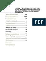 20348577 AP Psychology Review