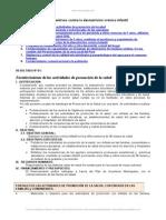 Plan Incentivos Desnutricion Cronica Infantil