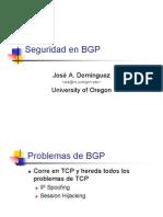 Seguridad en BGP