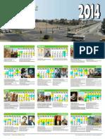 PLO2014-CalendarioHuacaAznapuquio