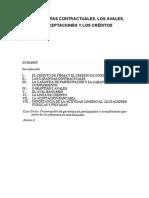 Material Garantías Contractuales