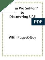 Exploring UAE- One Day Trip - Ahlan Wa Sahlan