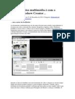 Apresentações multimédia é com o Bolide Slideshow Creator.docx