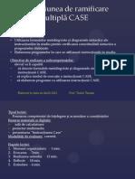 Instrucțiunea de ramificare multiplă CASE.pptx