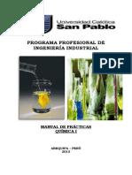 Manual Quimica i