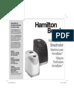 Manual Usuario BreadMaker 29881co1