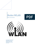 Informe 802.11 Wireless LAN