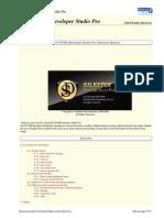 Silkypix Manual