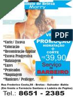 SALÃO MARRY